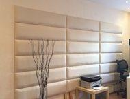 """Абсолютно качественные -Мягкие стены Студия дизайнерской мебели """"Molize"""" . ведущ"""