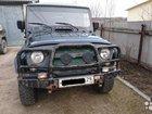 УАЗ Hunter 2.9МТ, 2006, 65000км