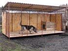 Скачать бесплатно фотографию Отделочные материалы Вольер для собак с доставкой 32649218 в Владимире