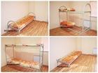 Смотреть фото Мебель для спальни Кровати металлические 37367756 в Владимире