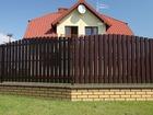 Смотреть фотографию  Штакетник металлический, идеальный забор 45041138 в Бахчисарай
