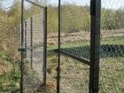 Свежее фото  Ворота садовые, Каркас есть отдельно 45057500 в Владимире