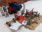Просмотреть изображение Другая техника Продаю мотоблок Агат Л-6,5 с навесным оборудованием 68804585 в Владимире