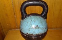 Гиря разборная 16-24-32 кг
