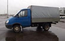Кузов ГАЗ 3302, Борта и тенты