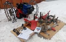 Продаю мотоблок Агат Л-6,5 с навесным оборудованием