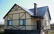 Продается жилой благоустроенный дом мансардного