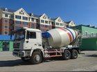 Фото в Стройтехника Бетононасос Автобетоносмеситель Zoomlion 9м3 на шасси в Владивостоке 4250000