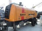 Уникальное фото  Бетононасос SANY HBT 6006A-5D Хит продаж! 38451490 в Владивостоке