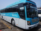 Уникальное фотографию Междугородный автобус Туристический автобус Hyundai Universe, 2011г 39857469 в Владивостоке