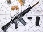 Автомат M4A1 (Colt) - на шариках Орбиз