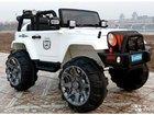 Детский электромобиль Jeep Wrangler JK 4WD