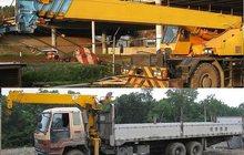Услуги автокранов 16-25 тонн