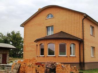 Смотреть фотографию Продажа домов город Белгород, п, Новосадовый, Продам 2-этажный коттедж 145 м2 (кирпич), на участке 20 соток 32301616 в Белгороде