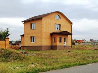 Свежее изображение Продажа домов город Белгород, п, Новосадовый, Продам 2-этажный коттедж 145 м2 (кирпич), на участке 20 соток 32301616 в Белгороде