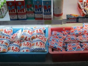 Уникальное фотографию  Продам раскрученный павильон «Молоко, Бакалея» на рынке, Стабильность, 39708082 в Владивостоке