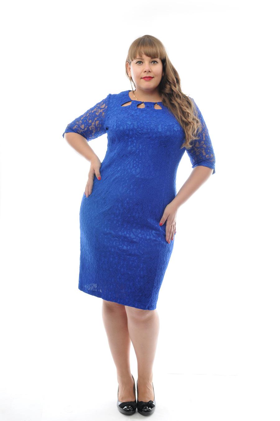 Продажа женской одежды больших размеров