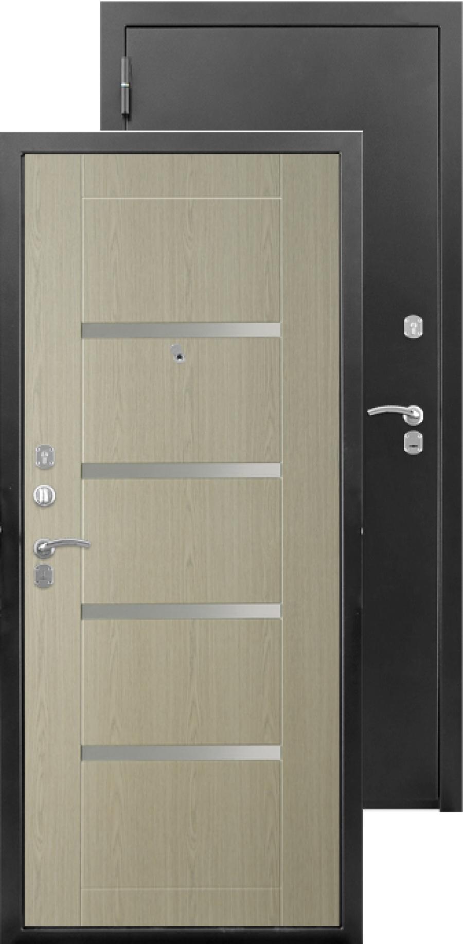стальные двери производство 2 мм