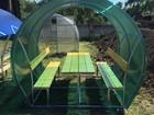 Уникальное фотографию Строительные материалы Беседка садовая для отдыха 33886005 в Волгограде