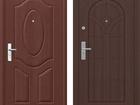Уникальное фото Строительные материалы Дверь стальная входная от производителя 34317244 в Волгограде