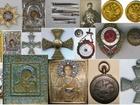 Скачать бесплатно foto Антиквариат Куплю монеты, значки, форфор, антиквариат, 34421622 в Волгограде