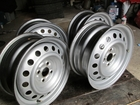 Фотография в Авто Колесные диски Диски б/у для зимней резины в хорошем состоянии в Волгограде 3800