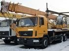 Фотография в   Продается автокран КС 55727-А-12 (Машека) в Волгограде 4150000