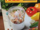 Уникальное фото Кухонные приборы Новый Кухонный мини-комбайн VES CI 9506 производства Испания 70175688 в Волгограде