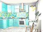 Кухонные гарнитуры Диал