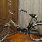 транспортный складной велосипед