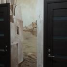 Рисунки на стенах в Волгограде, роспись стен