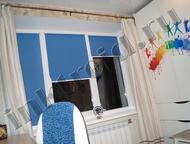 Рулонные шторы непрозрачные Изготавливаем рулонные шторы с непрозрачными тканями