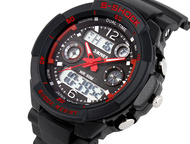 Часы Спортивные Водонепроницаемые Спортивные часы S-Shock. Наручные часы S-Shock