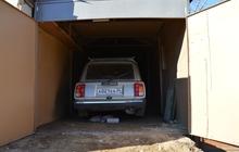 Продам металлический гараж в ГК Звезда