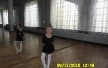 Ищу партнера-по спортивно-бальному танцу