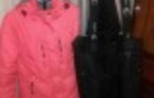Горнолыжная куртка р, 44