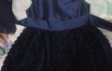 Комплект платье+ туфли для девочки размер 98-104