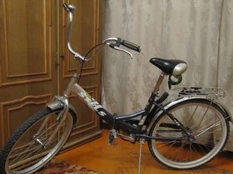 Свежее фото  транспортный складной велосипед 33713857 в Волгограде