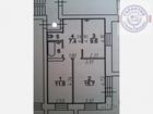 Квартира светлая и теплая, жилые комнаты 15,7 и 11,6 кв.м, о