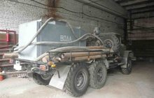 Продаю буровую установку УГБ-1ВС на шасси ЗИЛ-131