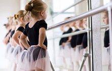 Набор в детскую хореографию