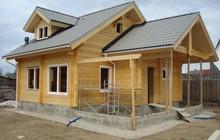 Строительство домов, беседок и бань из бруса