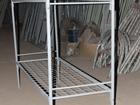 Изображение в Мебель и интерьер Мебель для спальни Кровати армейского типа. 1 и 2 яруса, с прямыми в Воронеже 1100