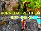 Уникальное foto  Корчевание пней в Воронеже, выкорчевать пень, 58495508 в Воронеже