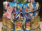 Тотр-подставка для сладостей в садик