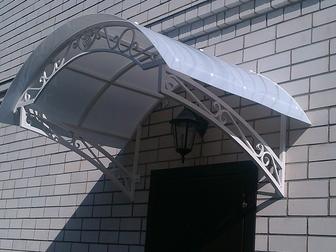 Новое фото  Навесы, заборы, ворота,лестницы, 62805757 в Воронеже