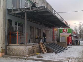 Увидеть фотографию  Навесы, заборы, ворота,лестницы, 62805757 в Воронеже