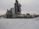 Новое фотографию  Асфальтобетонный завод Амман с наработкой, 34784326 в Москве