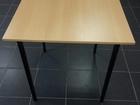 Фотография в   Каркас стола изготовлен из оцинкованной или в Арзамасе 2650