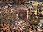 Дубовый, Берёзовые дрова